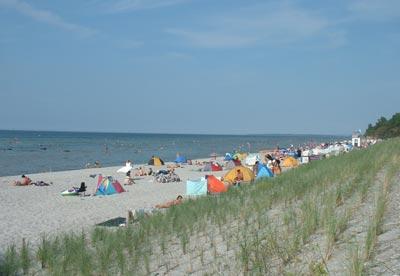 Ostsee Urlaub Am Strand Freizeitangebote Für Ihre Ferien Ua